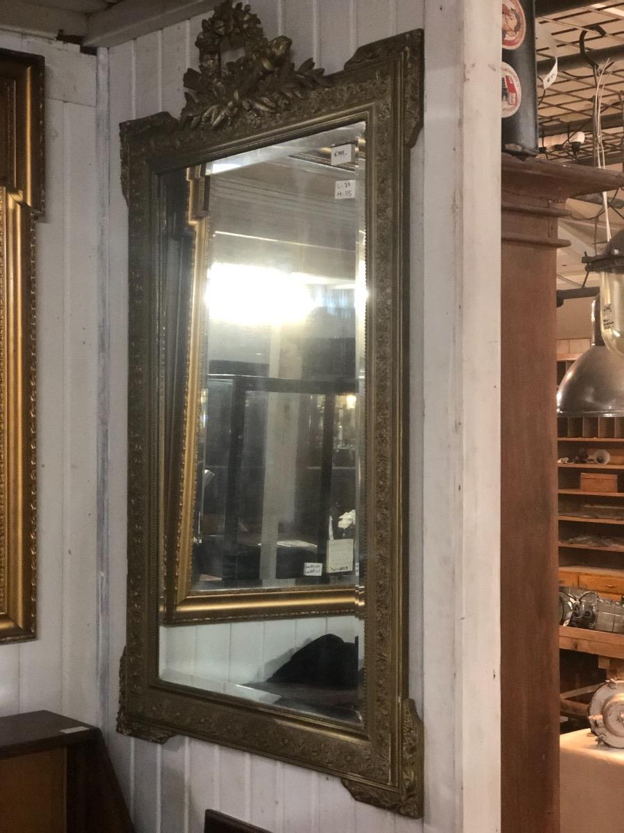 Antique Mirror Mirrors Items By Category European Antiques Decorative