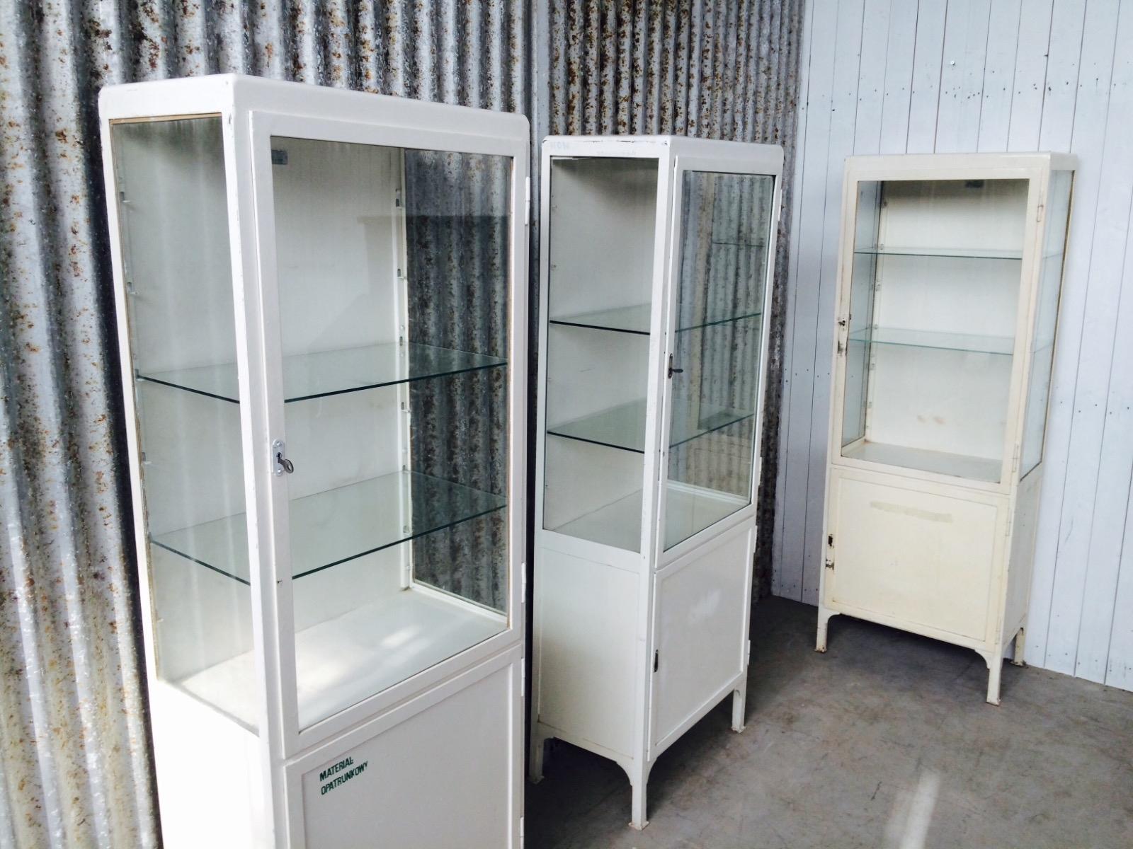 Industriele Kast Wit.Industriele Kasten Top Restore Furniture Shabby Chic Style New