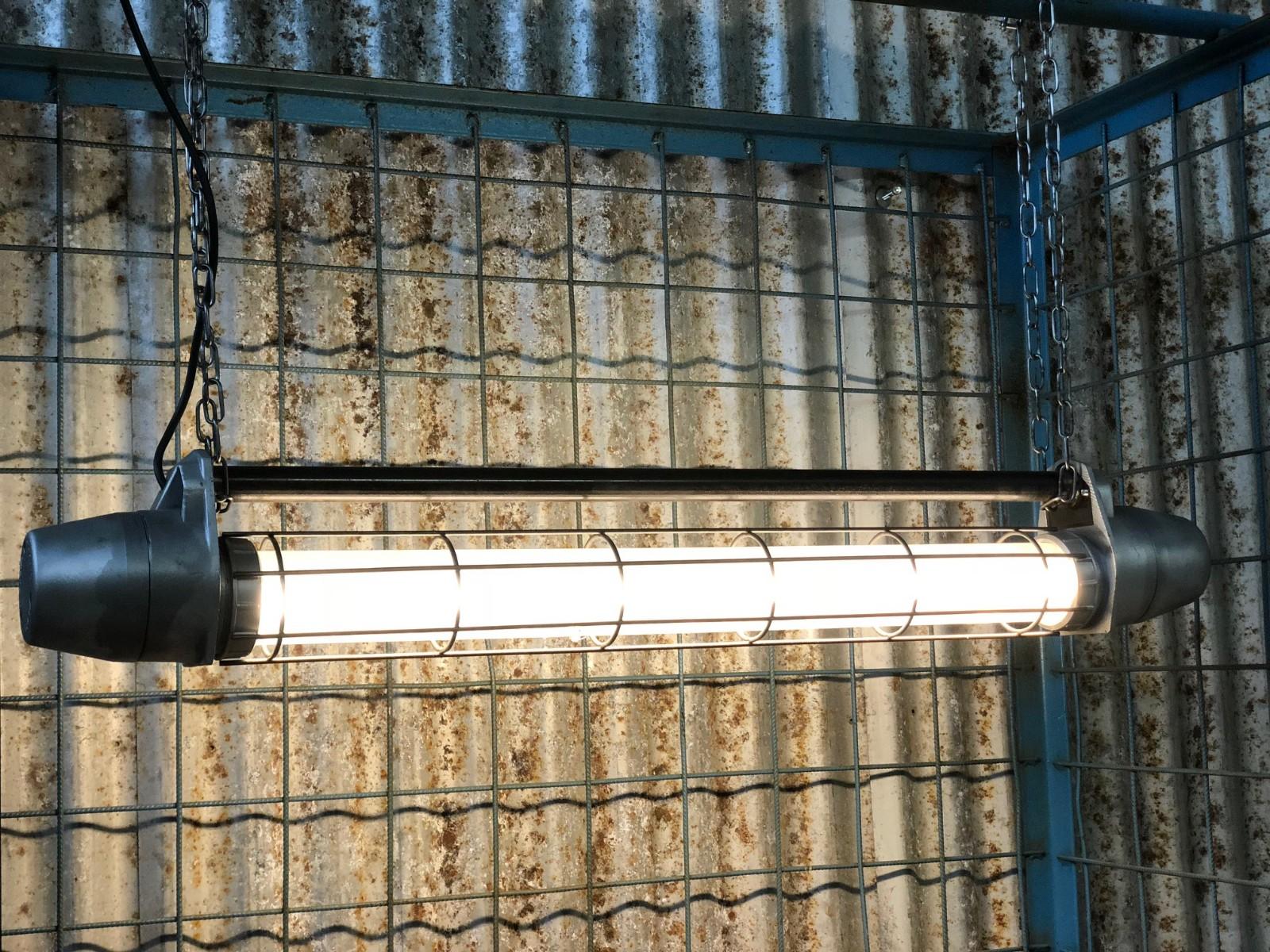 Polished industrial tl led light m long burbri recent