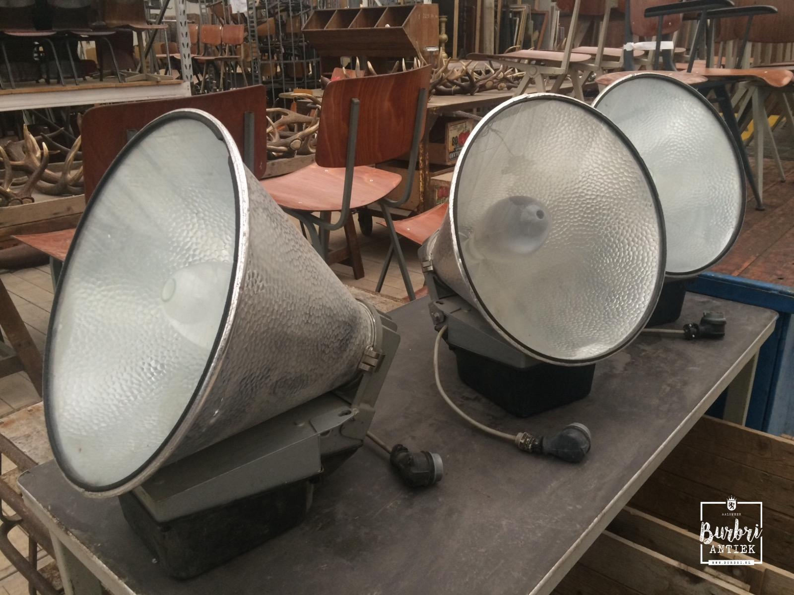3 industrial industrial lamp old spot industri le for Industriele spots