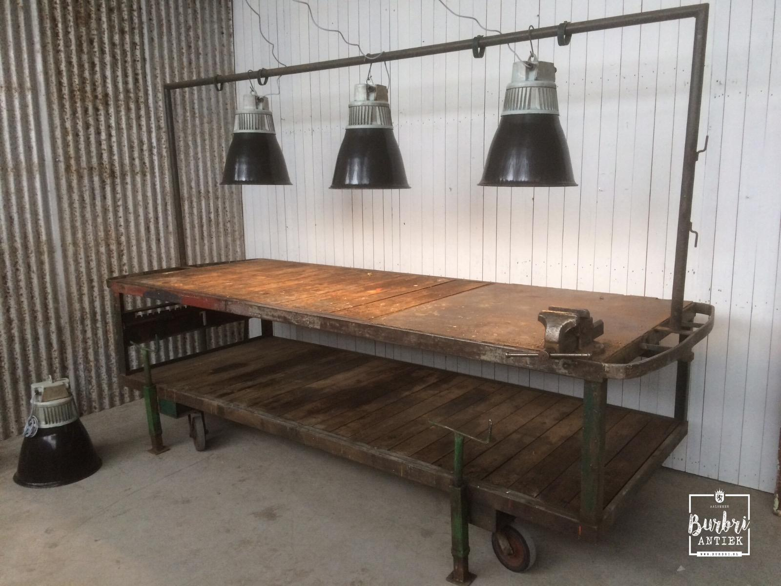 More Industrial old factory lamps Pendant light ...