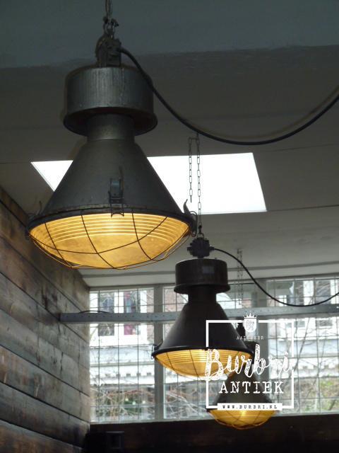 Lampen industrieel amazing industrieel interieur for Lampen industrial