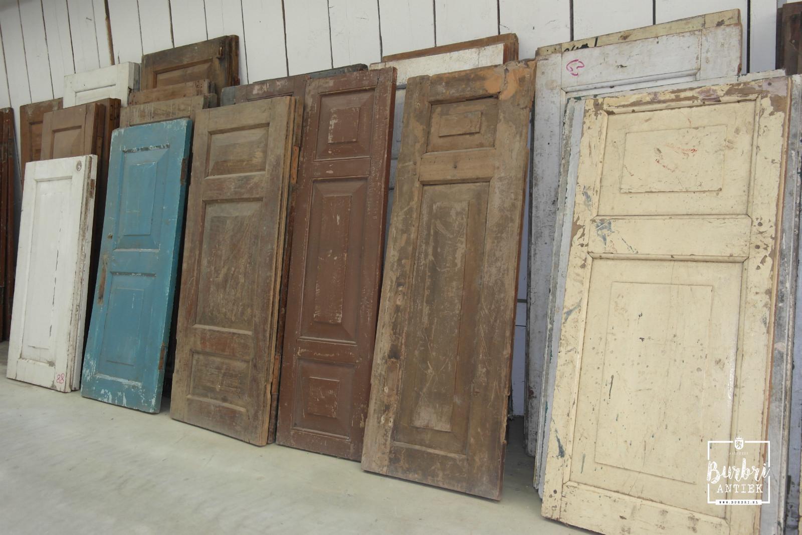 Oude Kastdeuren Met Glas: Speurders hx br set dubbele deuren met glas ...